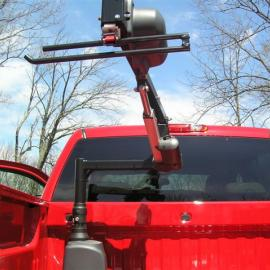 Modified Work Truck: Chair Lifts